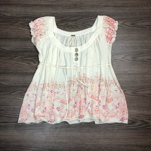 Free People Top Size Large